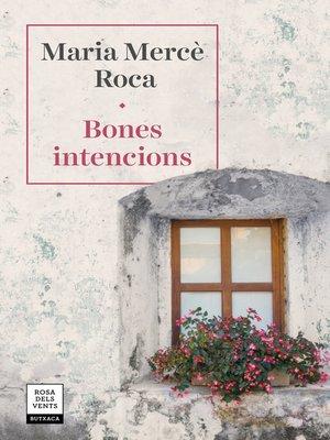 cover image of Bones intencions