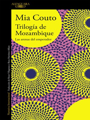 cover image of Trilogía de Mozambique