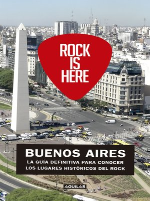 cover image of Rock is here
