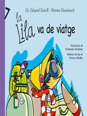 cover image of La Lila va de viatge