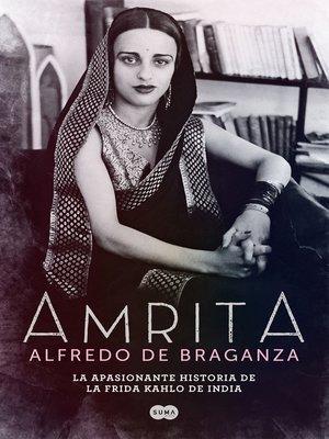 cover image of Amrita