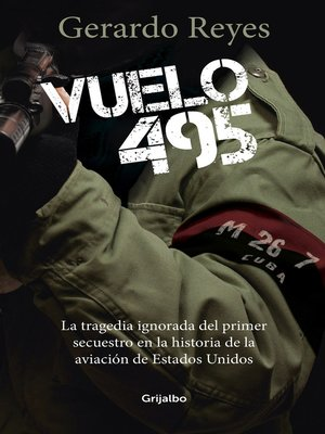 cover image of Vuelo 495