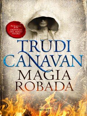 cover image of Magia robada