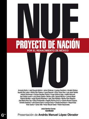 cover image of Nuevo proyecto de nación
