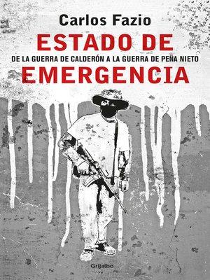 cover image of Estado de emergencia