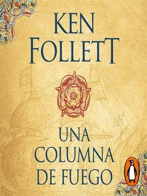 cover image of Una columna de fuego