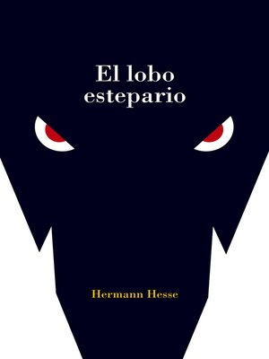 cover image of El lobo estepario