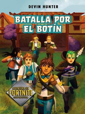 cover image of Batalla por el botín