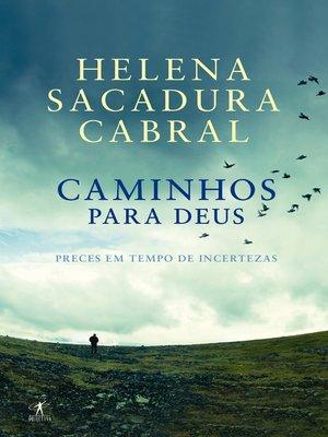 cover image of Caminhos para Deus