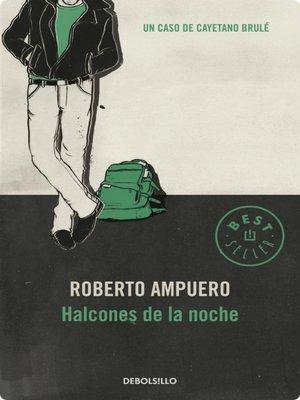 cover image of Halcones de la Noche