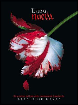 cover image of Luna nueva (Saga Crepúsculo 2)