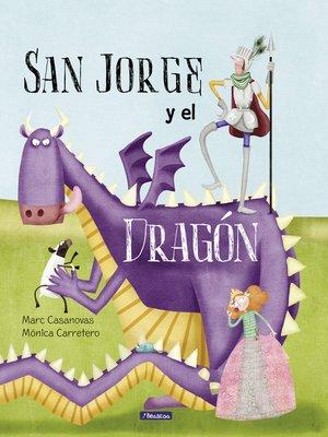 cover image of San Jorge y el dragón