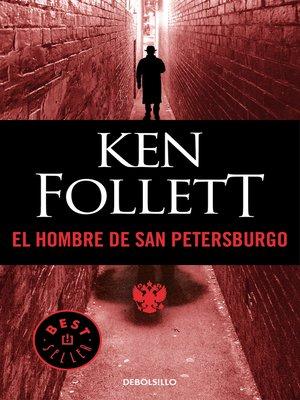 cover image of El hombre de San Petersburgo