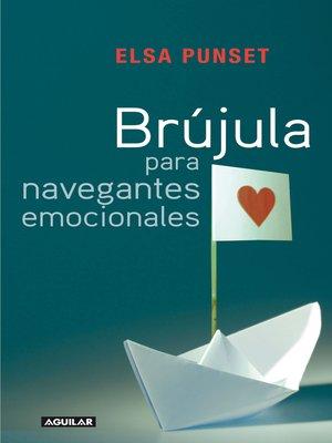 cover image of Brújula para navegantes emocionales