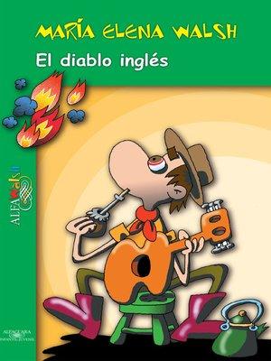 cover image of El diablo inglés