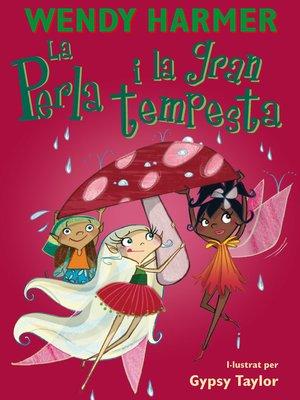 cover image of La Perla i la gran tempesta (Col·lecció La Perla)