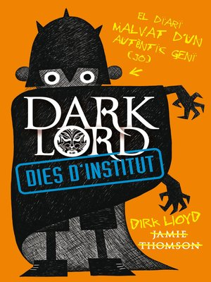 cover image of Dark Lord. Dies d'instituto