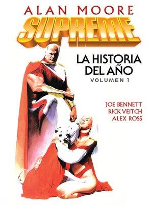 cover image of La historia del año