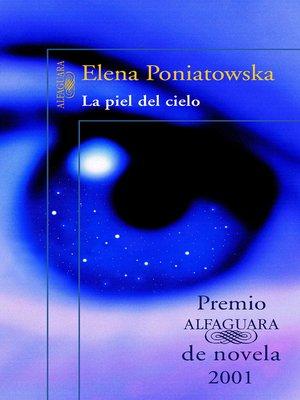 cover image of La piel del cielo