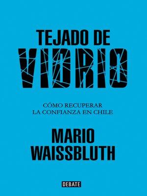 cover image of Tejado de vidrio