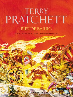 cover image of Pies de barro (Mundodisco 19)
