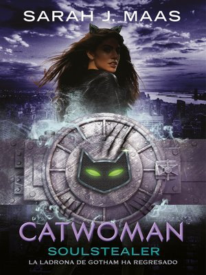 cover image of Catwoman: Soulstealer