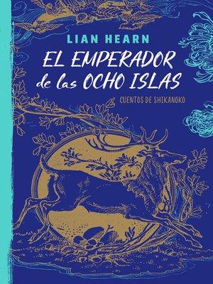 cover image of El emperador de las ocho islas