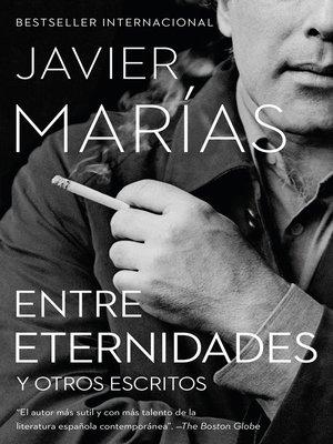 cover image of Entre Eternidades