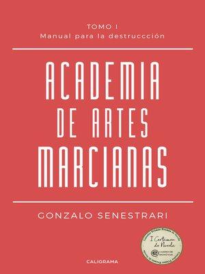 cover image of Academia de artes marcianas