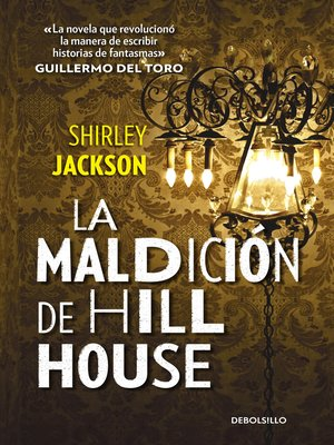 cover image of La maldición de Hill House