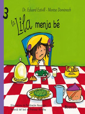 cover image of La Lila menja bé