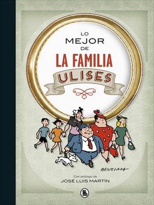 cover image of Lo mejor de la familia Ulises