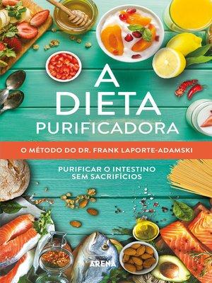 cover image of A dieta purificadora