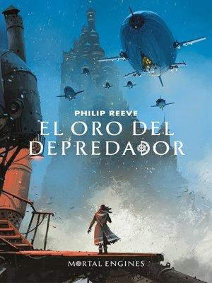 cover image of El oro del depredador