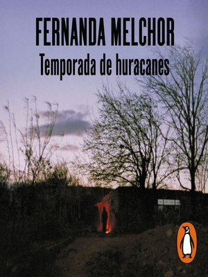 cover image of Temporada de huracanes