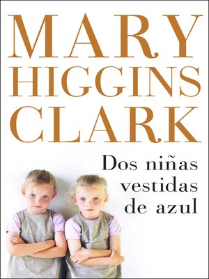 cover image of Dos niñas vestidas de azul