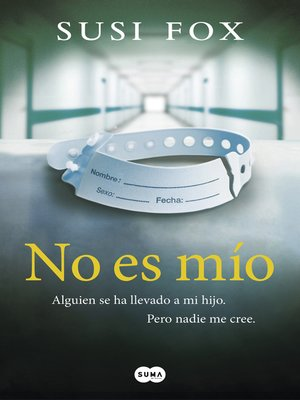 cover image of No es mío