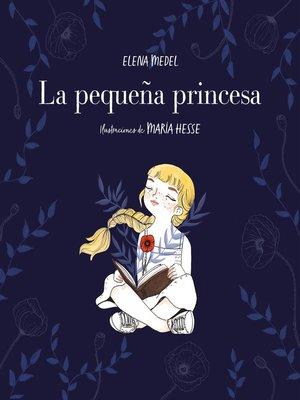 cover image of La pequeña princesa