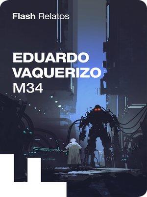 cover image of M34 (Flash Relatos)