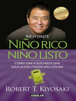 cover image of Niño rico, niño listo