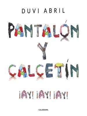 cover image of Pantalón y calcetín