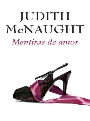 cover image of Mentiras de amor