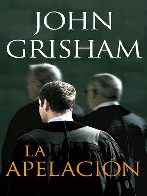 cover image of La apelación