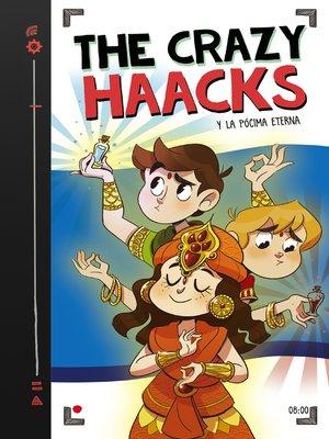 cover image of The Crazy Haacks y la pócima eterna