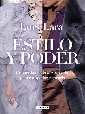cover image of Estilo y poder