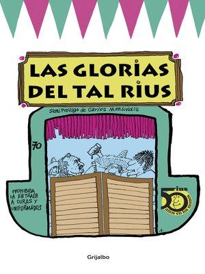 cover image of Las glorias del tal Rius