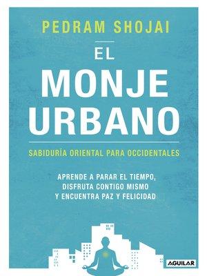 cover image of El monje urbano