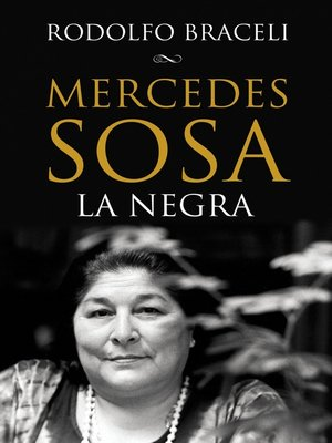 cover image of Mercedes Sosa, La Negra (Edición definitiva)