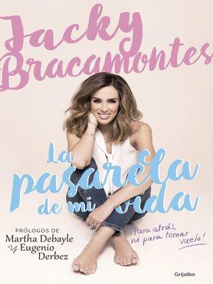 cover image of La pasarela de mi vida