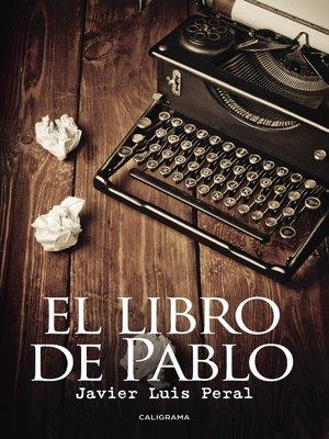 cover image of El libro de Pablo